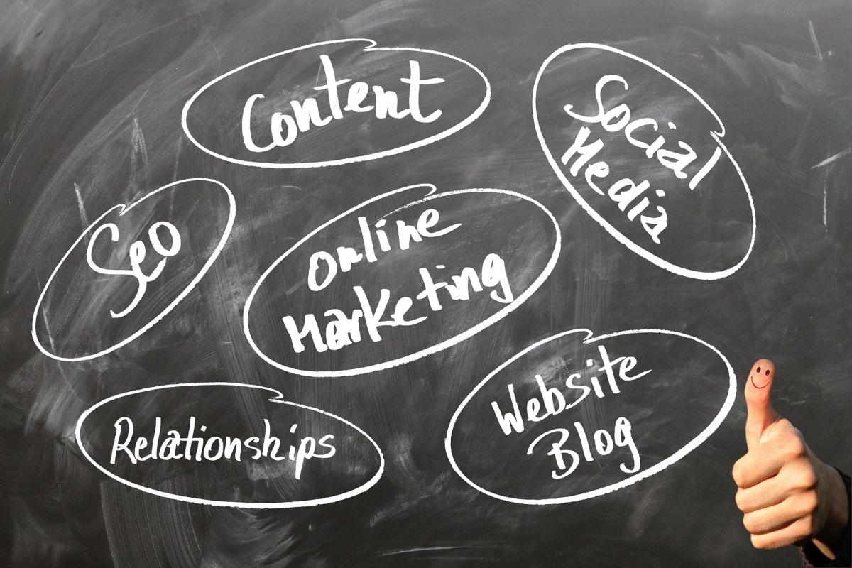 web marketing, Social media, advertising